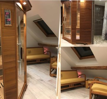 Sauna Hôtel la tapia